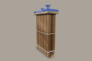 boxkøler installation